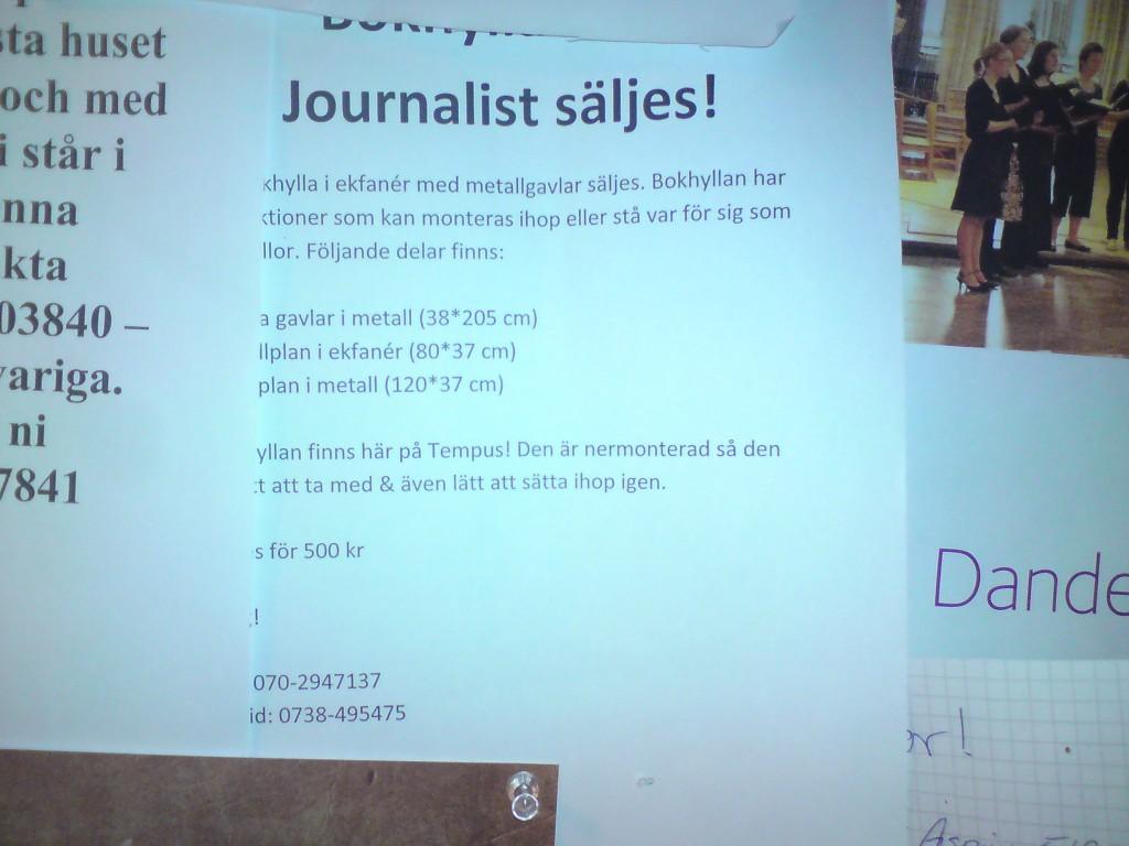 Journalist 1