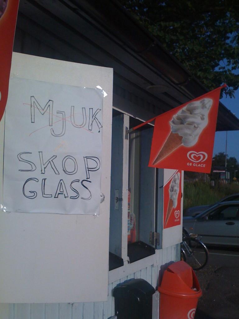 Omjuk glass