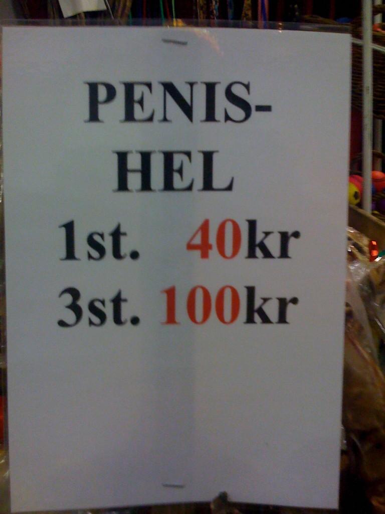 Penis hel