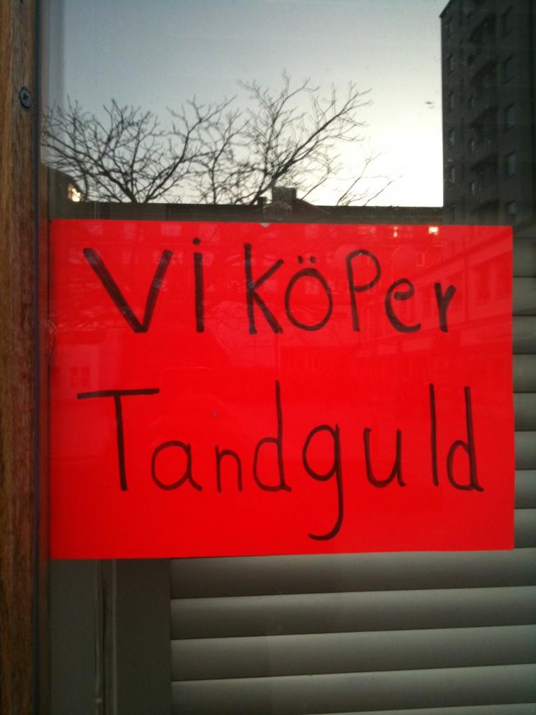 Tandguld